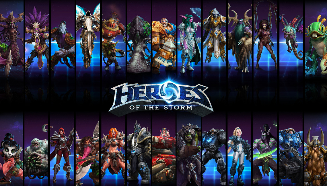 heroes of the storm   heroes wallpaper 1920x1080 by darxotv-d7v8