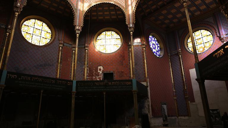 Mi legyen a Rumbach utcai zsinagógával?