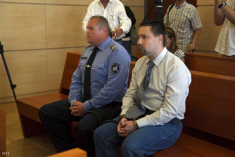 K. Sándor Szilárd a bíróságon