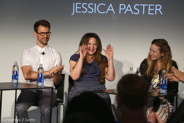 Brad Goreski, Jessica Paster és Erin Walsh