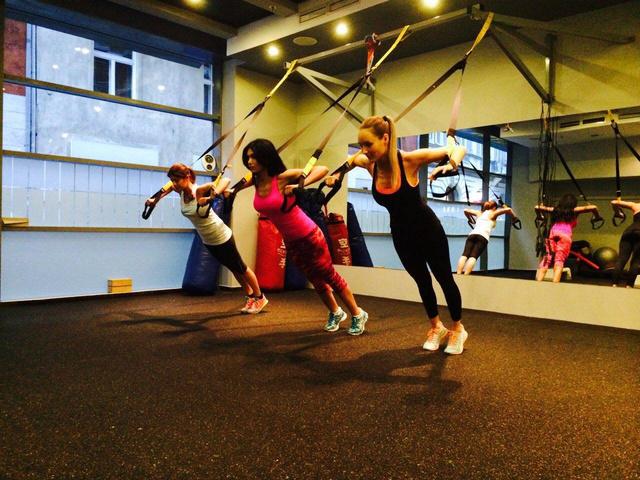 Bliss & Body fitnesz és wellness központ: TRX óra