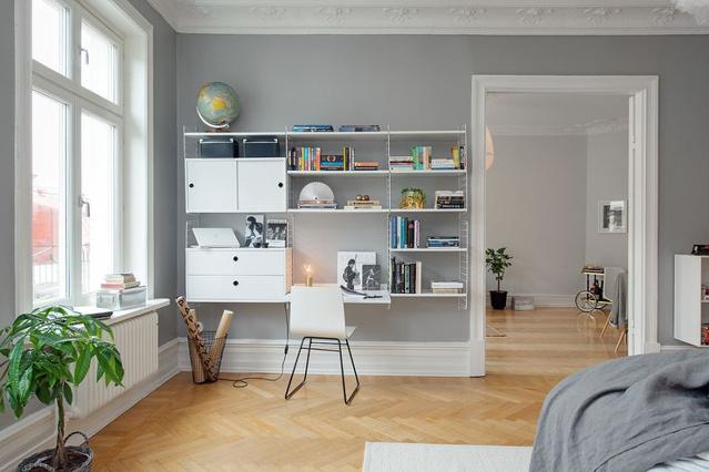 Innovative Bedroom Feature Wall Ideas