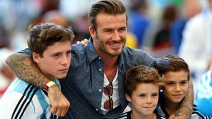 Tényleg Beckhamék a legmenőbb celebcsalád?