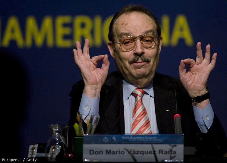 Mario Vazquez Rana