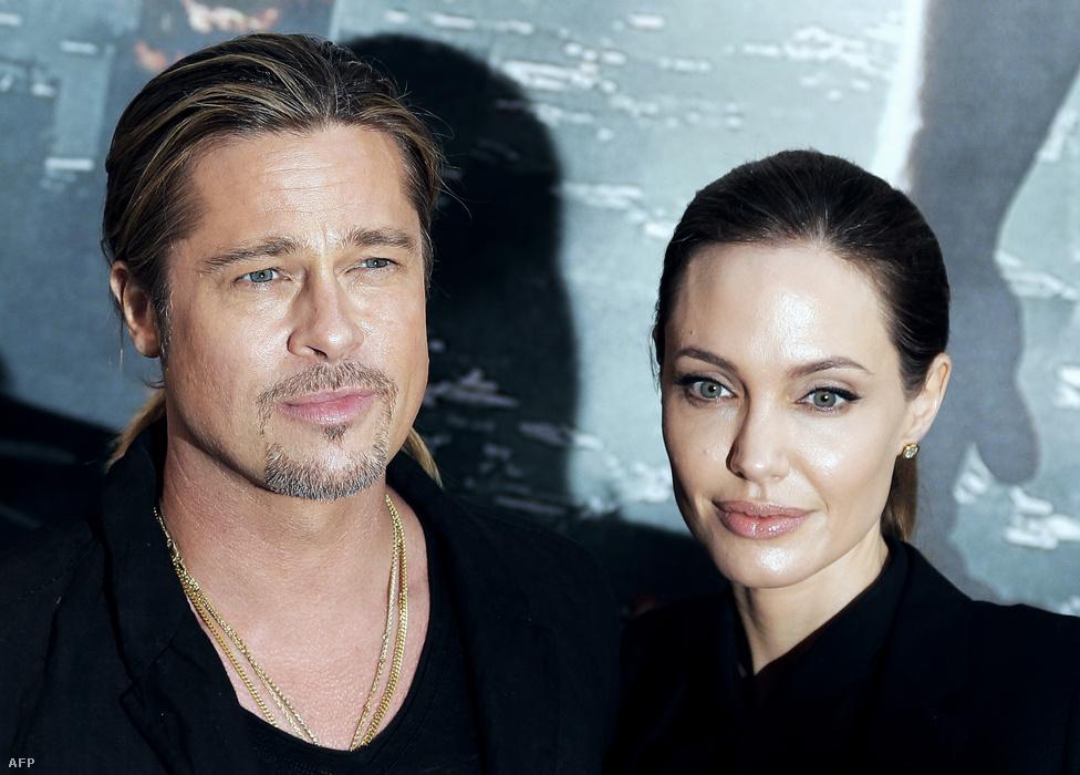 Pitt és Jolie tíz év után végül tavaly házasodtak össze, de náluk sem minden fenékig tejfel. Brad Pitt nem is olyan régen publikált egy őszinte írást arról, hogy volt idő, amikor azt gondolta nem lehet megmenteni a kapcsolatukat, mert Jolie állandóan ideges volt, bőgött, nem aludt és csont soványra fogyott. Ehhez valószínűleg hozzájárult, hogy  a vizsgálatok szerint 87 százalékos esélye volt arra, hogy kialakul nála a mellrák, így a színésznő mindkét mellét, és idén a petefészkeit is eltávolítatta.