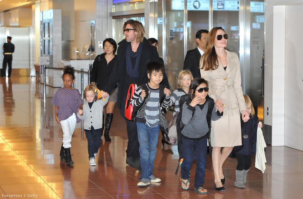 Angelina Jolie-nak és Brad Pittnek hat gyereke van, és vérszerinti gyerekük több nem is lesz, mivel Jolie-nak nem lehet. A petefészek eltávolítása egy igen komoly műtét, ami után a szervezetben megindul a menopauza. Jolie ennek ellenére nagyon örül, hogy meglépte ezt, hiszen anyja is petefészekrákban halt meg. A Vanity Fairnek pedig azt nyilatkozta, negyven évesnek lenni nagyon jó dolog, hiszen ilyenkor egy nő már pontosan tudja, hogy mit akar.