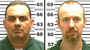 Két gyilkos szökött meg egy New York-i börtönből