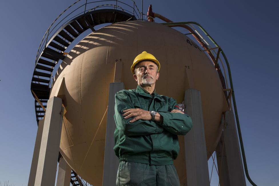 Galiba Ferenc már 43 éve dolgozik a szakmában, legutóbb CH szállítási szakmérnökként. Azt mondja, az örökös változás állandó kihívást jelent számára. A munkahelyén is.