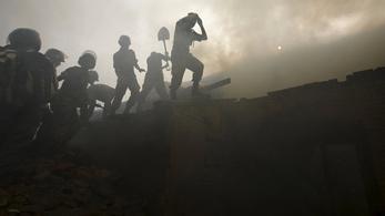 Gyerekeket ölt meg a földcsuszamlás Nepálban