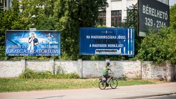Bravúros gyorsasággal nyomoz a rendőrség, ha plakátfestőket kell üldözni