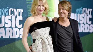 Nehéz elhinni, hogy Nicole Kidmannek magától van ilyen bőre
