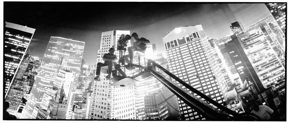 A halászkirály legendája (1991) | Hamis New York-i látkép