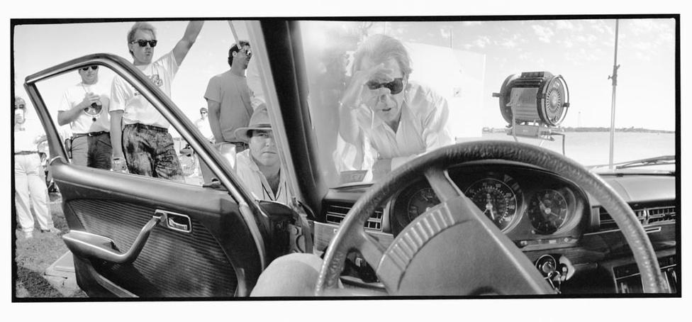 Texasville (1990) | Peter Bogdanovich egy képet komponál