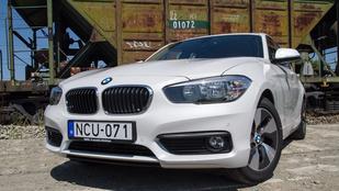 A legolcsóbb dízel BMW