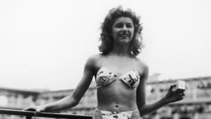 A forró víz tönkreteszi a bikinijét