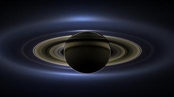 Óriási a Szaturnusz külső gyűrűje