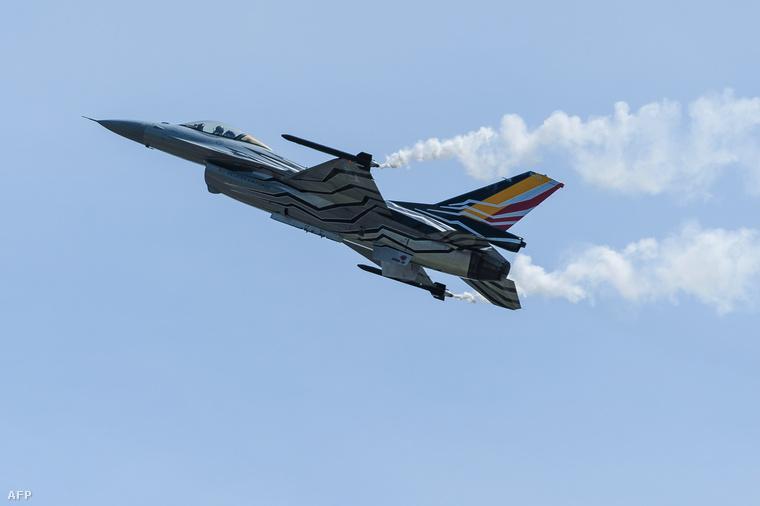 Az F-16-osok is szóba kerültek