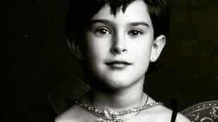 Rumer Willis gyerekkorában a mostaninál is jobban hasonlított Demi Moore-ra