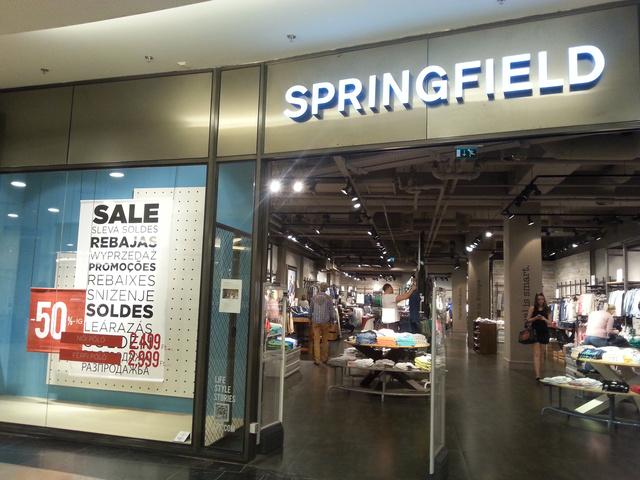 A Springfield is az 50%-kal jön