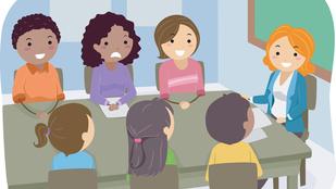 Az osztály ingyen-közmunkásai - az SzMK anyukák