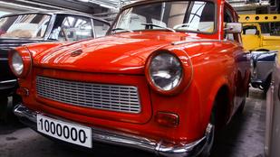 Fogadjunk nem tudod, hogyan született a Trabant!