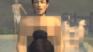 Kétnapos orgiát tartottak egy japán fürdőben