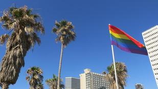 Tel Aviv Pride: amikor a Fehér Város szivárványszínbe öltözik