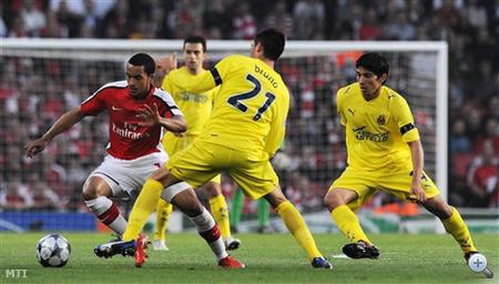 Arsenal-Villarreal 3-0