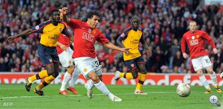 Manchester United-Arsenal 1-0