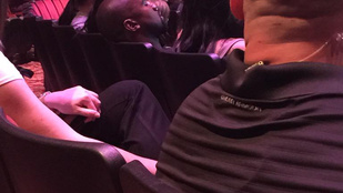 Kanye West bealudt a lánya születésnapján