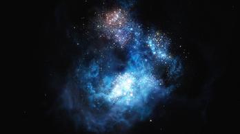 Szuperfényes galaxist neveztek el C. Ronaldóról