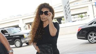 BRÉKING! Janet Jackson több év után előbújt és megmutatta magát