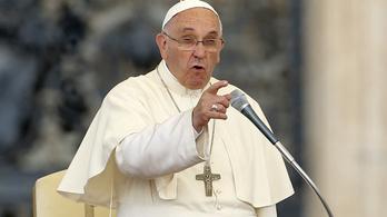 Ferenc pápa szerint megbocsátható az abortusz