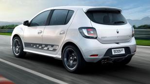 Itt a Sandero Renault Sport