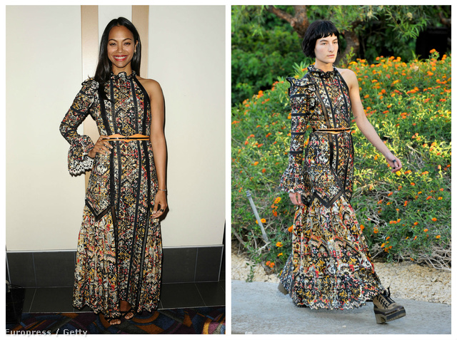 Ez már egy Louis Vuitton-ruha.