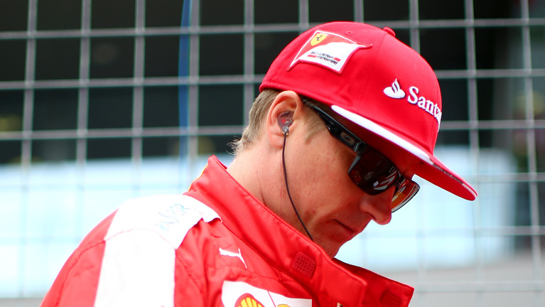 Veszélyben Kimi Raikkönen F1-karrierje