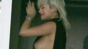 Ezek voltak eddig Rita Ora leglazább dekoltázsai