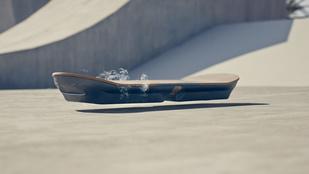 Gigantikus átverés a Lexus légdeszkája?
