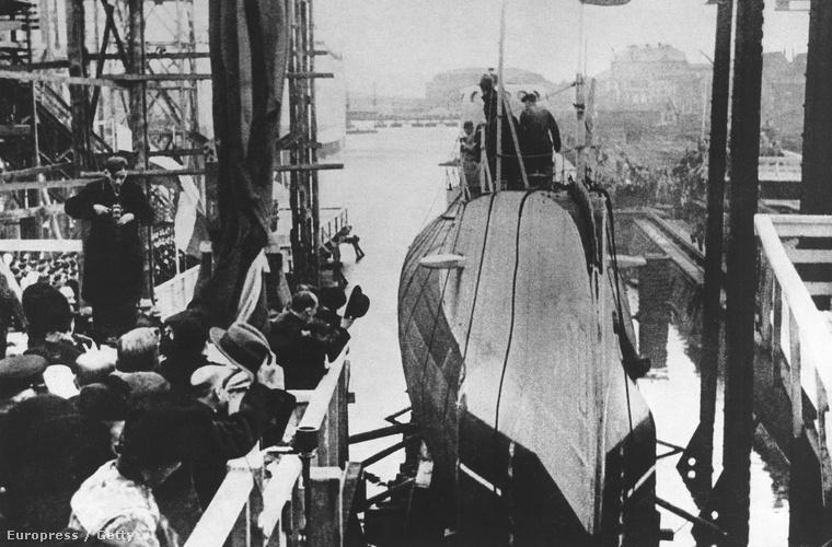 Az Orzel tengeralattjáró