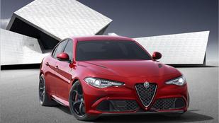 Az Alfa Romeo megváltója, a Giulia