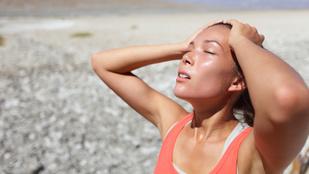 8 nyári egészségügyi probléma, amire érdemes figyelni