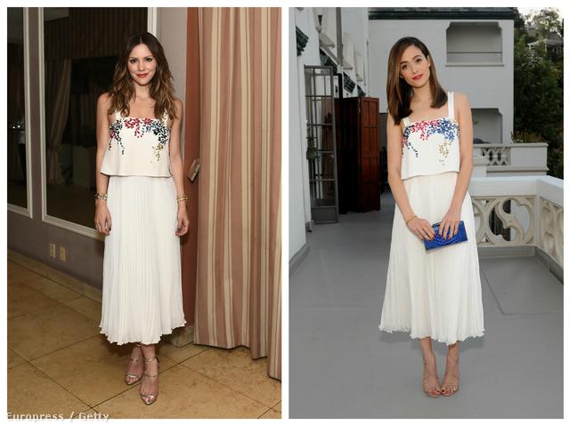 Egy Elle Sasson-ruha két élete