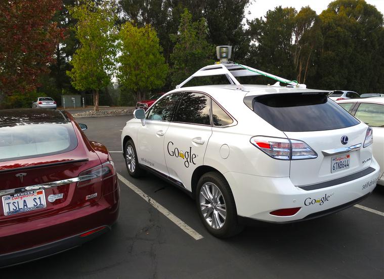 Driving Google Self-Driving Car
