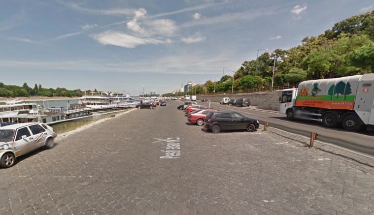 A Margit hídtól északra rengeteg a hely, csak a parkolót kell áthelyezni a Duna-partról