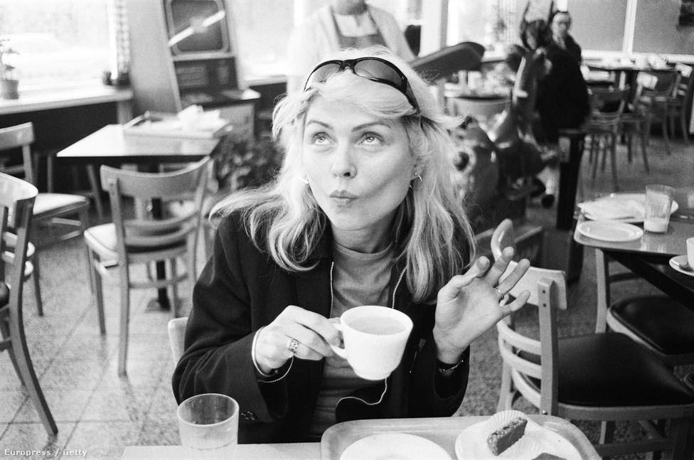 Mikor New Yorkba került, és mielőtt még karrierje beindult volna, Harry dolgozott a BBC helyi kirendeltségén, gogótáncolt, volt Playboy-nyuszi, és felszolgáló is a Max's Kansas City nevű klubban, ami a New York-i értelmiség és művészvilág kedvelt szórakozóhelye volt. Olyanok lógtak és buliztak itt, mint Andy Warhol, a Velvet Underground, David Bowie, Iggy Pop, Patti Smith, William S. Burroughs és Allen Ginsberg.