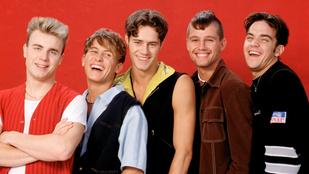Melyik kilencvenes évekbeli fiúbandát nézné meg most?