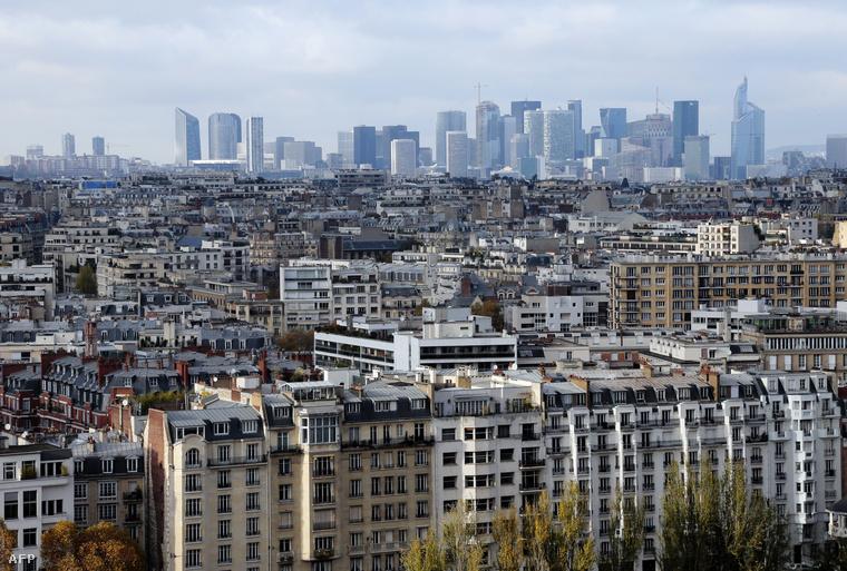 A XVI. kerület Párizsban
