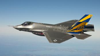 Porig alázta az F–16 az utód F–35-öt