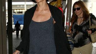 Demi Moore Barba mamának öltözött