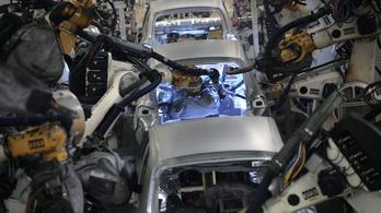 Robot ölt embert a VW-gyárban